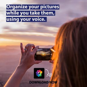 Cameraorganizer Info Bild